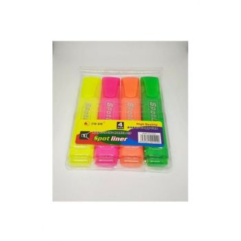 Lınea Highlighter Pen with 4 GK2937