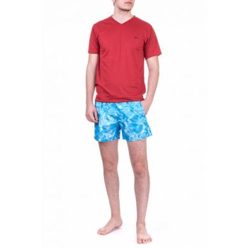 Men's Blue Sea Short - Yago - ST18SE027-440