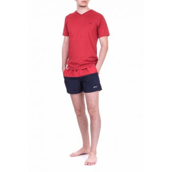 Men's Navy Blue Sea Short - Soul - ST18SE031-400