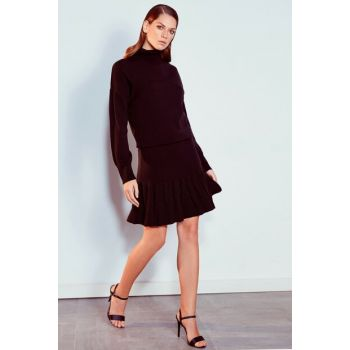 Women's New Black Dress 9WR953Z8