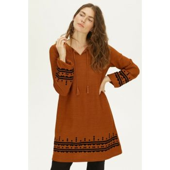 Women's Light Brown Tunic 9WO309Z8