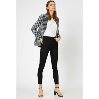 Women Black Trousers 0YAK47645DD