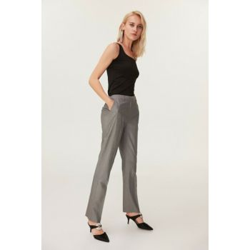 Women's Gray Pants IS1190003262005