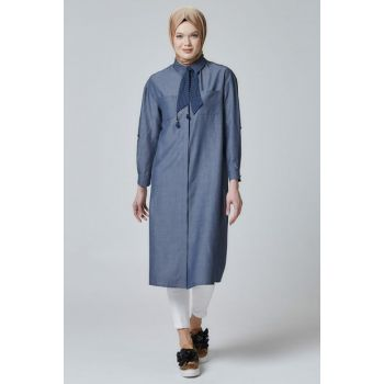 Women's Indigo Tunic Dress 457428