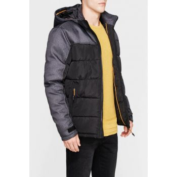 Men's Hooded Coats 010076-900