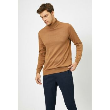 Men's Coffee Sweater 0KAM92014LT