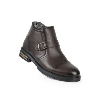 Brown Men's Boots DXTRSWMN06110