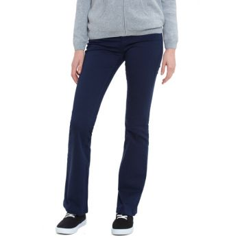 Women's Navy Blue Pants 7K5775Z8