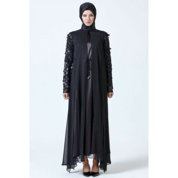 Women's Black Y Dress 3060671