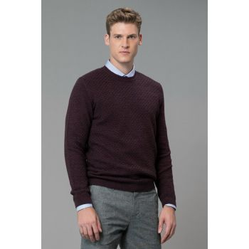 Men's Procedures Pullover Burgundy 112090026100740
