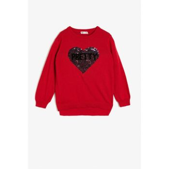 Red Children Sweater 0KKG97348OT