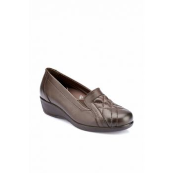Brown Women's Shoes 000000000100337324