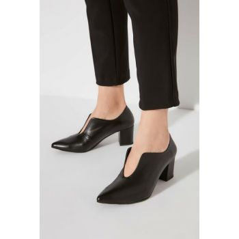 Black Women Classic Heels Shoes TAKAW20TO0118