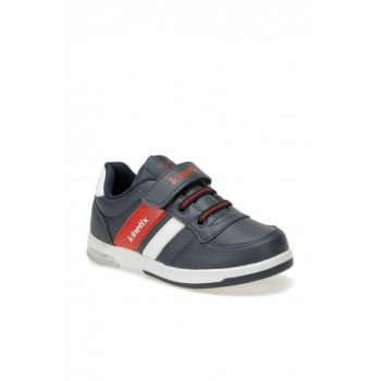 UPTON PU 9PR Navy Blue Boy Sneaker Shoes 000000000100427531 View larger image