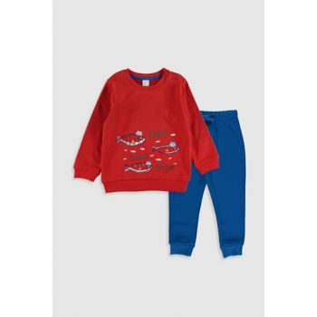 Baby Boy Live Red Hbh Suit 9W5753Z1
