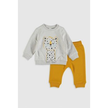 Baby Boy Snow Melange 847 Sets 9W3398Z1