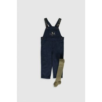 Baby Boy Navy Blue P8T Suit 9W7364Z1
