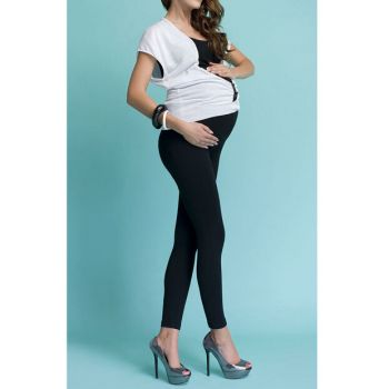 Pregnant Black Tights Hatali_MYRA8002