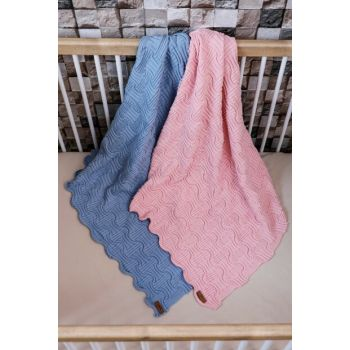 North Baby Blanket 90x90 8682132050492