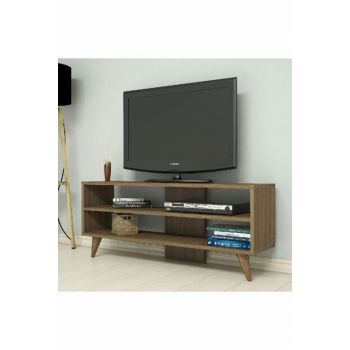 One Walnut Tv Unit PUTV4029