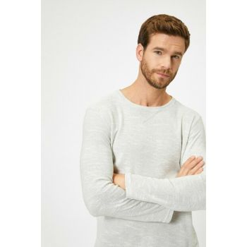 Men's Gray Sweaters Bsc 0KAM91000OK