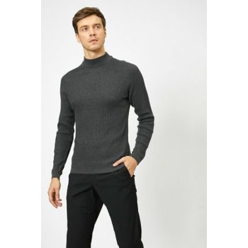 Men's Anthracite Sweater 0KAM97159LT