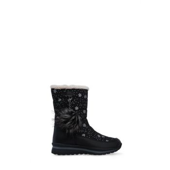 Black Children Boots 92510946F