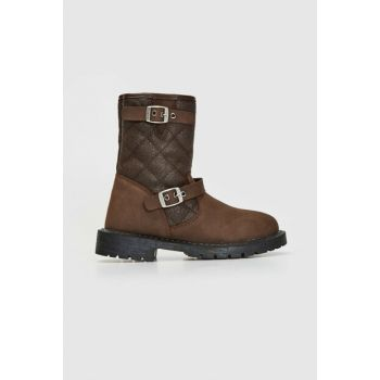 Girls' COFFEE CT9 Boots 9WJ089Z4