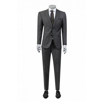 Men's Anthracite Suit 2DF05LP30562_A01