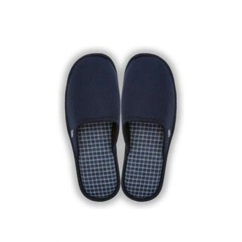 Navy Blue Men's Slipper TWIGYRR0454