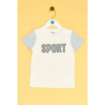 Baby Boy White T-Shirt 19SS0RR1504