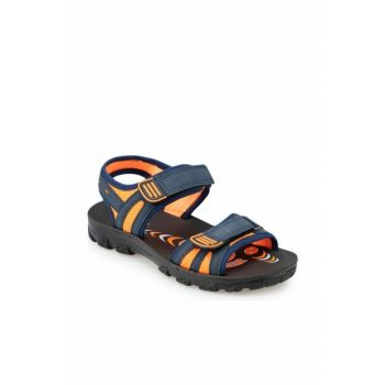 91.510358.G Navy Blue Children's Sandals