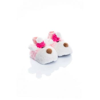 Pink Unisex Children Animal Slipper NN0560
