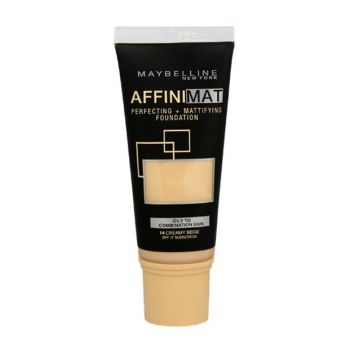 Matte Foundation - Affinimat Foundation 14 Creamy Beige 3600530926602