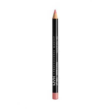 Lip Liner - Slim Lip Pencil Plush Red 800897108137 NYXPMUSPL