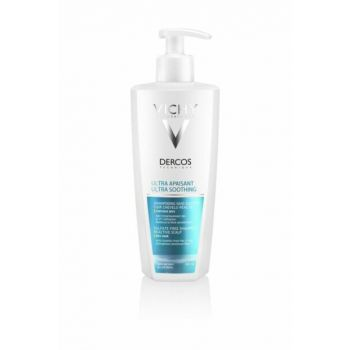 Dercos Ultra Soothing Scalp Soothing Shampoo for Dry Hair 400ml 3337875492805