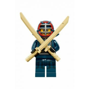 Lego ® Minifigures 71011 Series 15: 12.Cendo Fighter / RS-L-71011-12