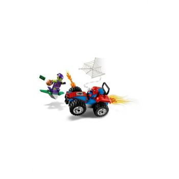LEGO Marvel Super Heroes Spider-Man Vehicle Tracking 76133 T01076133