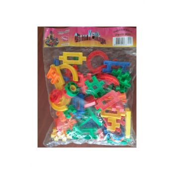 Plastic Puzzle 53 Piece Large Size 5329try