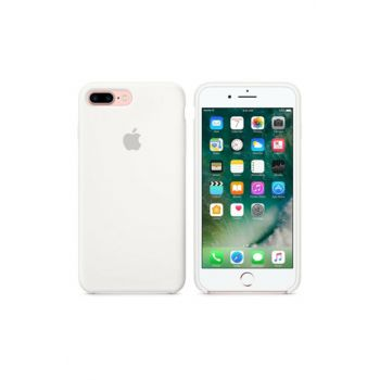 Iphone 7/8 Plus Original Silicone Case White IphoneS7PW