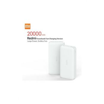 PB200LZM Redmi 20000mAh Fast Charging Powerbank Type-C REDMİ20