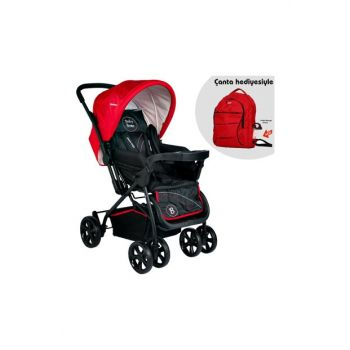 Baby Home Bh-755 Titanic Bidirectional Baby Trolley Bag With Tray Gift 000007.000028