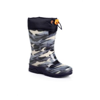 Unisex Boots with Fish DXTRSWMN505001