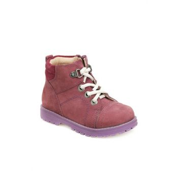 Purple Girl Child Worker Boots 000000000100331619