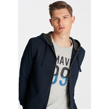 Men's Zipper Cardigan 062792-27308
