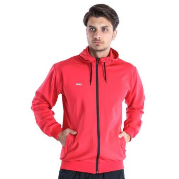 Men's Red Tracksuit Tk17Kmp01-00K TK17KMP01-00K