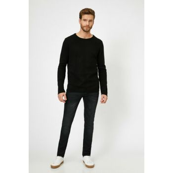 Men's Black Jean 0KAM43080MD