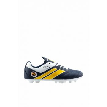 Navy Blue Men's Football Boots 19SEZAYKIN00001