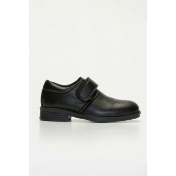 Boys Black Huc Shoes 9WN955Z4