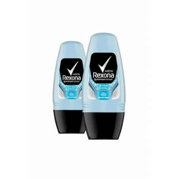 Men's Deodorant Roll On x Tra Cool 50 ml x 2 SET.UNI.455